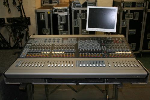 Digidesign Avid Venue Systems Profile Sc48 And More