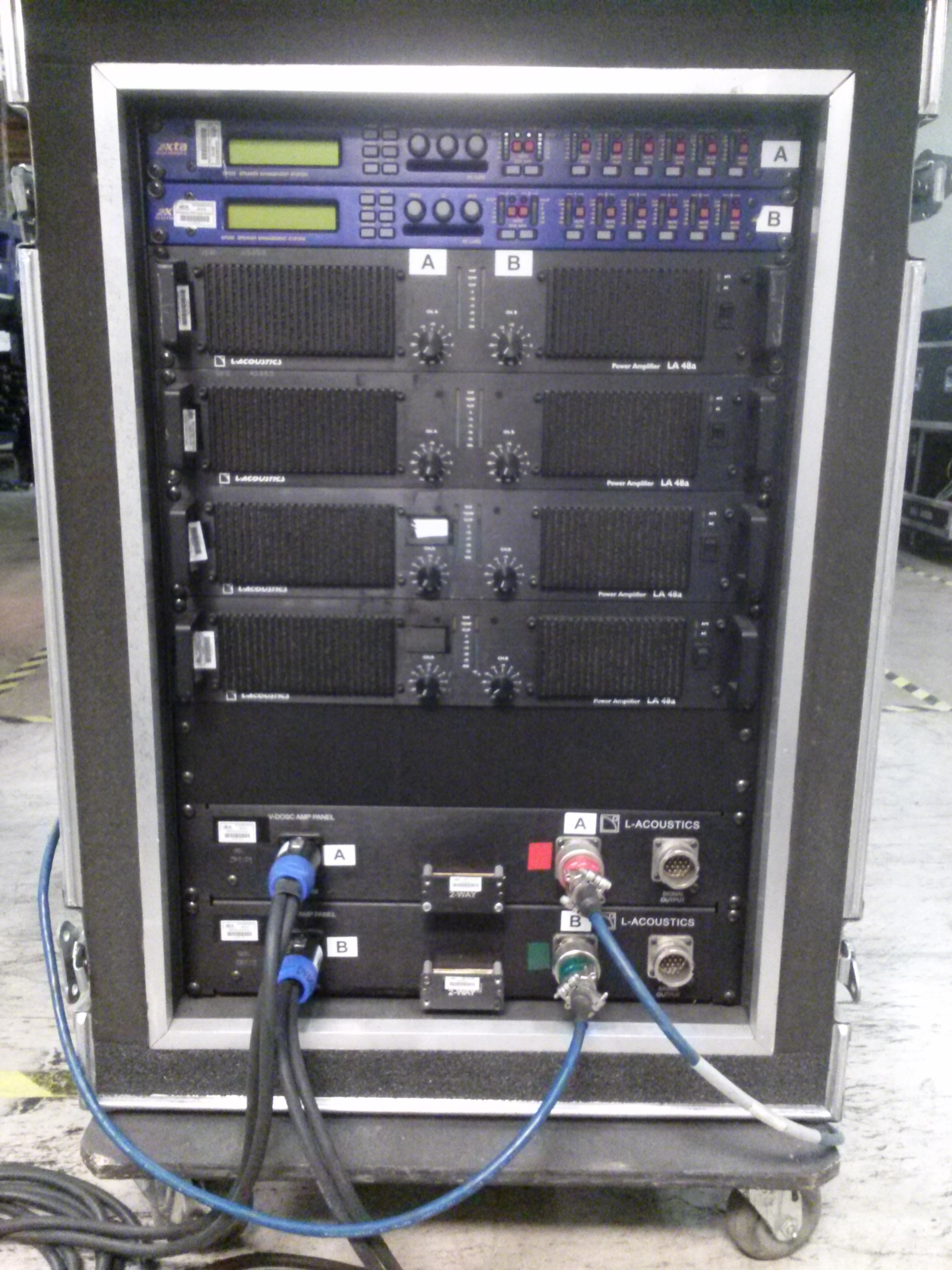 mount rack shock store amp osp ata racks protect space transport