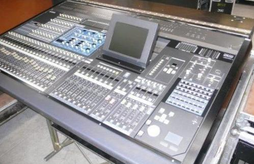 REDUCED – Audio Consoles – Avid D-Show, Digico SD8, Studer